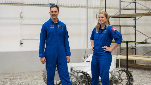 Canada space Sidey Kutryk