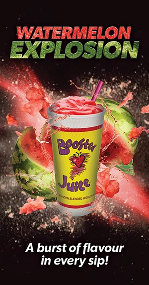 Booster Juice Watermelon