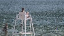 The dangerously high temperatures in New Brunswick on Tuesday had many officials urging residents to plan ahead.