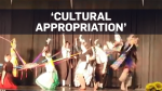 Dance group accused of cultural appropriation