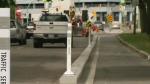 Adjustable bike lane curbs coming to Winnipeg
