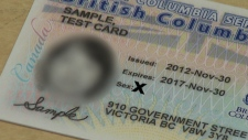 Vancouver resident seeks gender-neutral ID
