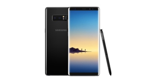 Samsung introduced the Galaxy Note 8 on Wednesday, Aug. 23, 2017. (Samsung)