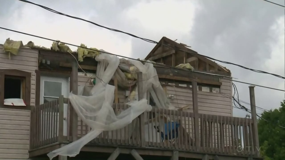 Lachute Tornado Damage Expected To Cost Millions To Repair