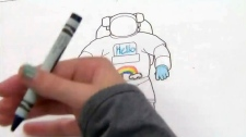 Spacesuit, cancer patients