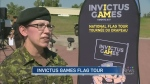 Invictus Games tour