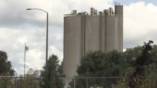 Lafarge handed $400,000 fine after employee death