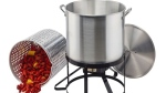 Health Canada has issued a joint recall for an Academy Sports + Outdoors brand Outdoor Gourmet 100 Qt. Crawfish cooking kit. (Source: Health Canada)
