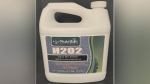 In a joint recall by Health Canada, the United States Consumer Product Safety Commission and Nutrilife Plant Products, the affected product is a four litre (one gallon) volume bottle of Nutrilife Plant product H2O2 Liquid 29 per cent oxidizer. (Source: Health Canada)