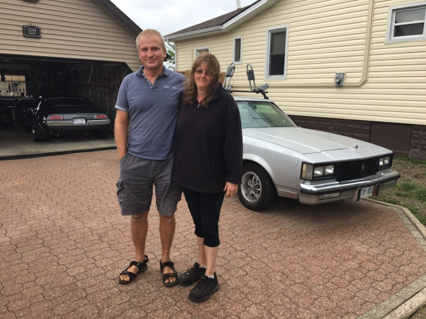 Lucky to be alive. David and Deborah Andrukonis look back at the 2016 F2 tornado that damaged their home. (Christie Bezaire/CTV Windsor)