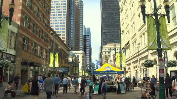 The city has chosen design firm Gehl Studio for the Stephen Avenue project.