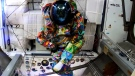 CTV National News: Artistic spacesuits