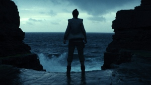 A scene from the upcoming 'Star Wars: The Last Jedi,' expected in theatres in December is seen in this image released by Lucasfilm.