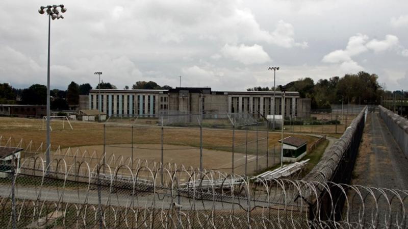 Matsqui prison in Abbotsford, B.C.