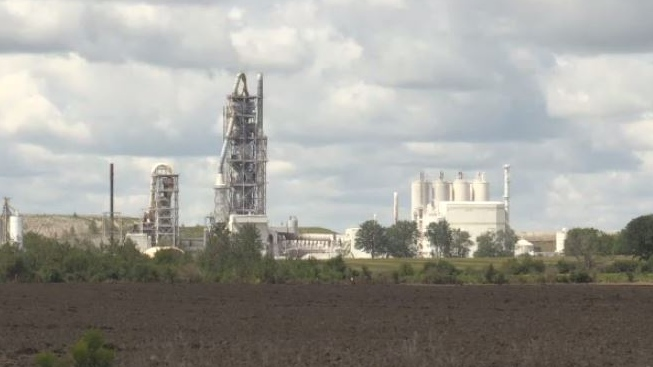 Lafarge handed $400K fine for workplace accident