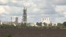Lafarge Canada plant near Woodstock.