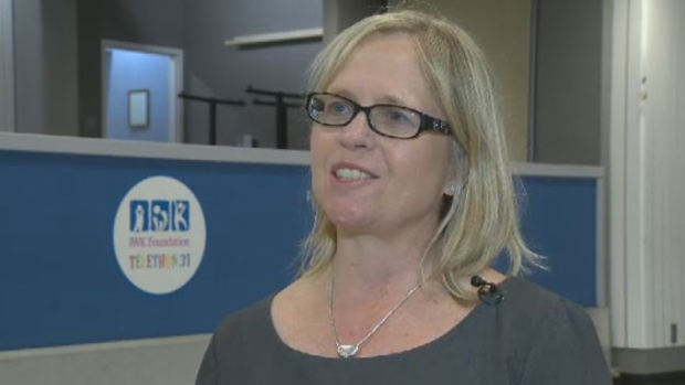 The IWK Health Centre says its board of directors has accepted the resignation of CEO Tracy Kitch.