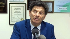 Lawyer Lawrence Greenspon