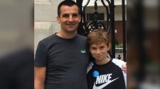Nick Herbert and Son