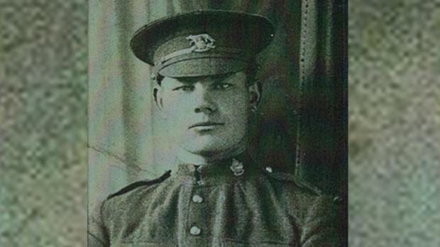 First World War Veteran