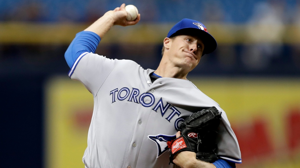 Toronto Blue Jays' Tom Koehler