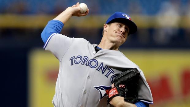Toronto Blue Jays' Tom Koehler