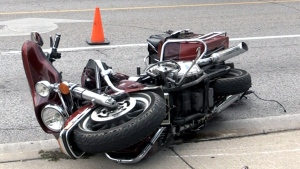 Two motorcyclists lost their lives on Quebec roads Friday night to start the July Fourth weekend. FILE PHOTO