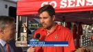Sens Hometown Tour continues on Coventry Road