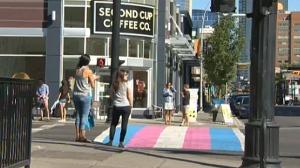 The trans crosswalk