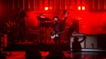 Beck, one of music's most versatile artists, played a mix of old hits and new at the Orpheum  Theatre, including the title track from his upcoming 13th album, Colors. Aug. 24, 2017. (Anil Sharma/CTV)