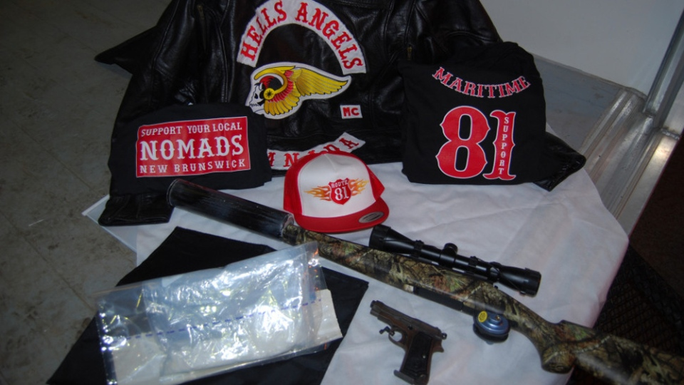 Hells Angels MC Nomads member from N B  gets four years for