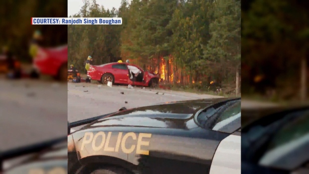 Three people killed in Bruce Peninsula collision