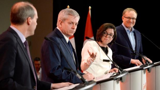 federal NDP leadership race