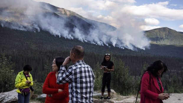 BC premier, forests minister to tour wildfire-affected regions
