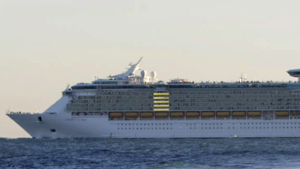 Harvey Leaves Canadian Couple Stranded On Cruise Ship For Days - Stranded cruise ship