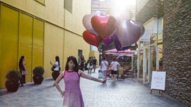 China's Valentine's Day