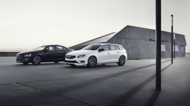 895189dfae6 2018 Volvo S60 and V60 Polestar unveiled | CTV News | Autos