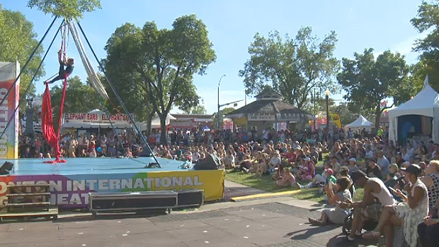 Fringe organizers said the 2017 edition of the festival set a record for ticket sales.