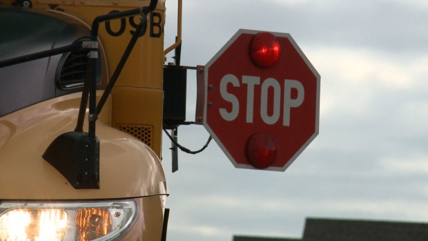 Drivers Warned, Don't Pass Stopped School Bus