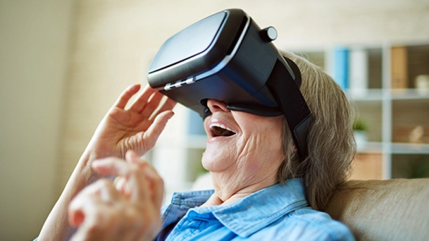 Virtual Reality Game Tests Early Onset Dementia