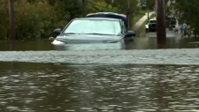 CTV Atlantic: Sydney flood victims react to Harvey