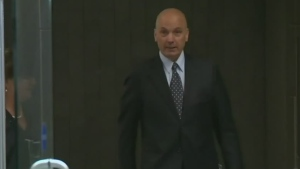 Frank Zampino testified in court in August while on trial for his role in the Contrecoeur scandal