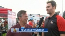Sens Hometown Tour continues in Perth