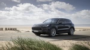 The 2018 Porsche Cayenne. (Porsche AG)