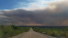 Aug 2017 Sask. wildfire