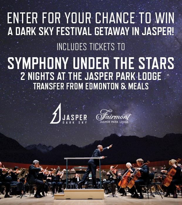Jasper Dark Sky Festival - Stellar Vibes Main