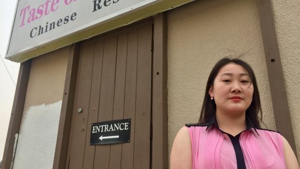 Chinese in saskatoon restaurant vandalized with racist for Asian cuisine saskatoon