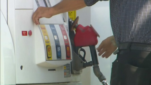 Gasoline prices up 36 cents in week