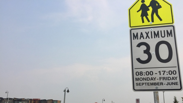 Drivers reminded to slow down in school zones