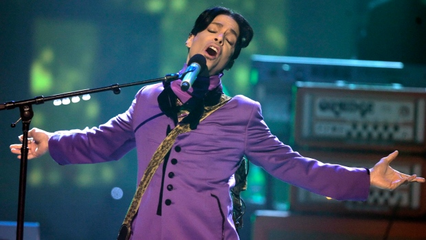Prince's favourite colour wasn't purple